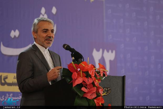 نوبخت خبرداد: نتایج نظرسنجی وزارت اطلاعات از میزان محبوبیت روحانی در بین مردم