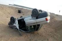 هفت نفر در سوانح رانندگی بجستان مصدوم  شدند