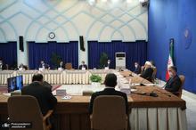 نشست حسن روحانی با برخی از مدیران و فعالان رسانه ای کشور
