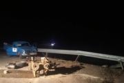 حادثه رانندگی در تربتحیدریه یک کشته و دو مصدوم برجای گذاشت