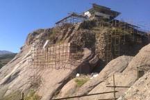 فصل جدید کاوش در قلعه  حسن صباح الموت آغاز شد