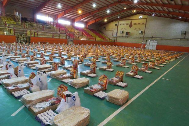 توزیع 80 درصد بسته های کمک معیشتی در مناطق حاشیه نشین مشهد