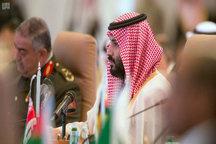 فرافکنی بن سلمان در خصوص ماجرای حمله به نفتکش ها