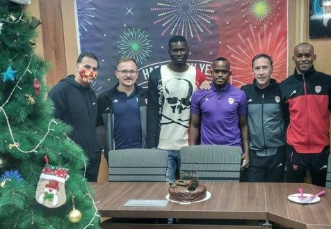 جشن کریسمسی فولاد برای مربیان و بازیکنان خارجی+عکس