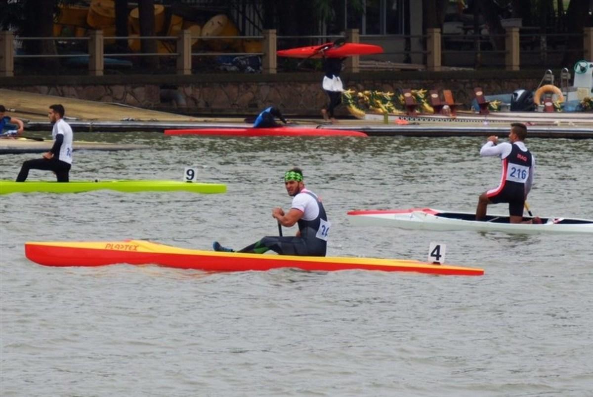 اقدام خطرناک فدراسیون قایقرانی در آستانه المپیک 2020 + عکس