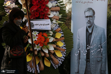 مراسم چهلمین روز درگذشت دکتر مصطفی فاطمی