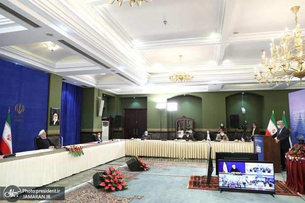 آغاز بهره برداری از 25 پروژه صنعت آب و برق با دستور رییس جمهور