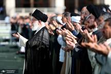 اقامه نماز عید سعید فطر در مصلای امام خمینی(س)