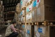 تحویل پنجمین محموله کمکهای یونیسف برای ایران