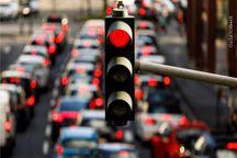 ترافیک همدان از کرونا پیشی گرفت
