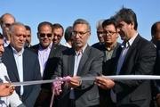 طرح بهسازی محور بیرجند - سه قلعه افتتاح شد