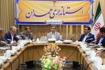 استاندار همدان: انتخابات را فارغ از نگاه های حزبی برگزار می کنیم