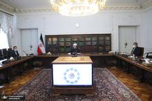 جلسه رییس جمهوری با رؤسای کمیتههای ستاد ملی مقابله با بیماری کرونا