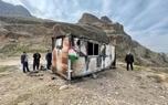 آخرین وضعیت دانش آموزانی که در آتش سوزی مدرسه کانکسی در سردشت سوختند
