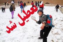 مدارس چند شهرستان خراسان رضوی به خاطر برودت هوا تعطیل شد