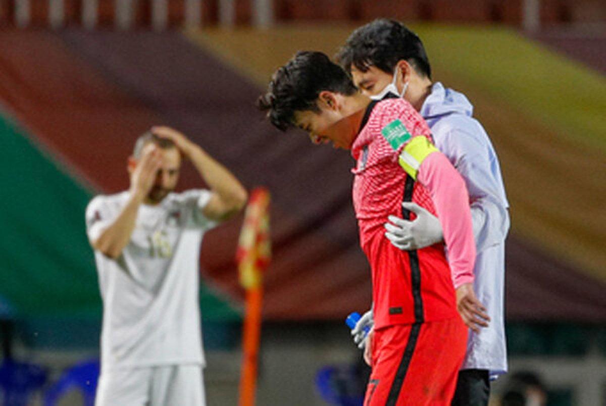 آخرین وضعیت مصدومان تیم ملی کره جنوبی پیش از دیدار با ایران
