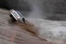یک کشته بر اثر بارندگی در رودان  مدارس رودان تعطیل شد