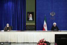 جلسه ستاد ملی مقابله با کرونا - 15 آذر