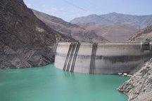 ذخیره آب سد رئیسعلی دلواری افزایش یافت