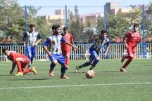 مسابقات فوتبال نوجوانان گیلان با به ثمررسیدن 15 گل پیگیری شد