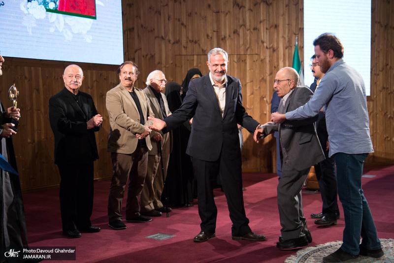 مراسم دهمین جایزه اخلاق و نیایش