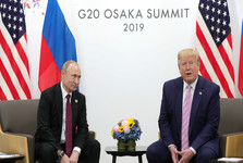 ترامپ با پوتین درباره نفت و کرونا رایزنی می کند
