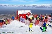 4 مدال رنگارنگ دیگر برای اسکی بازان ایرانی در روز سوم