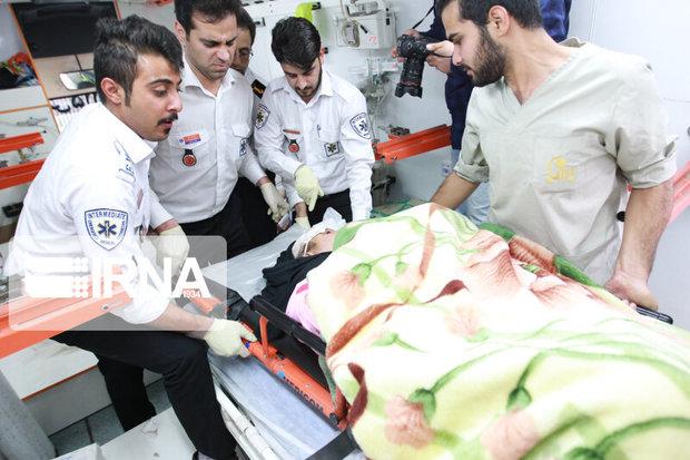 ۲ هزار همیار اورژانس مازندران برای خدماتدهی به عزاداران حسینی پایکار شدند