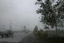 هوای 22 شهرستان خراسان رضوی بارانی است