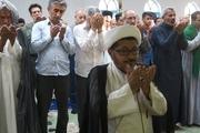 نماز عید سعید قربان در شوش اقامه شد