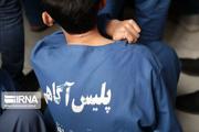 کلاهبردار نوجوان ۲ میلیارد ریالی در مهاباد دستگیر شد