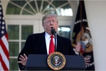 حمله شدید ترامپ به دستگاه اطلاعاتی آمریکا به دلیل ایران