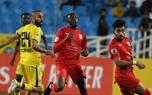 التعاون عربستان الدحیل قطر را شکست داد و صدرنشین شد