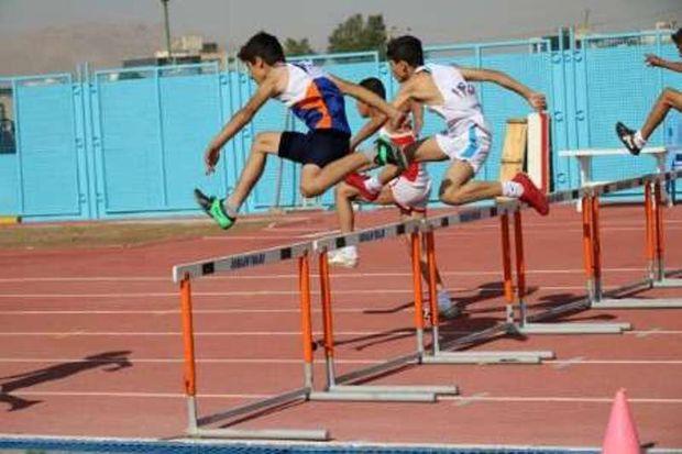 اردوی تیم ملی دو و میدانی پسران در یزد آغاز شد
