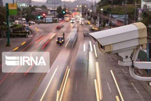 دوربینهای ثبت تخلف سرعت در همدان افزایش مییابد