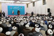 رئیسجمهور: امواج فناوری از ما اجازه نمیگیرند؛ باید از شیوههای جدید استفاده و در فضای مجازی فعال باشیم/ دی ماه 41، 56 و 57 سه مرحله مهم در شکل گیری و پیروزی انقلاب اسلامی بود