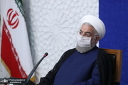 روحانی: از شنبه ثبت نام واکسیناسیون برای افراد بالای 60 سال آغاز می شود/ تسریع در واکسیناسیون جامعه هدف کاهش آمار فوتیها در کشور را به همراه خواهد داشت