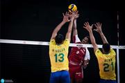 قهرمانی برزیل در لیگ ملت های والیبال 2021+ تصاویر و ویدیو
