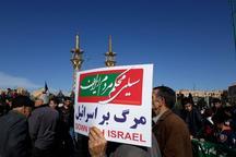 مسیرهای راهپیمایی 22 بهمن در همدان اعلام شد