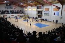 اصفهان پتانسیل بالایی در والیبال دارد