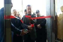 عملیات اجرای سردخانه 2 هزار تنی در بخش کندوان میانه آغاز شد