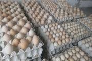 هشدار دامپزشکی نسبت به فروش تخم مرغهای نطفه دار به عنوان محلی