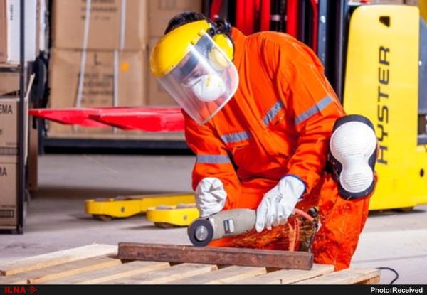 فوت کارگر 36 ساله در یک واحد تولید فولاد در یزد  حال مصدوم حادثه وخیم است