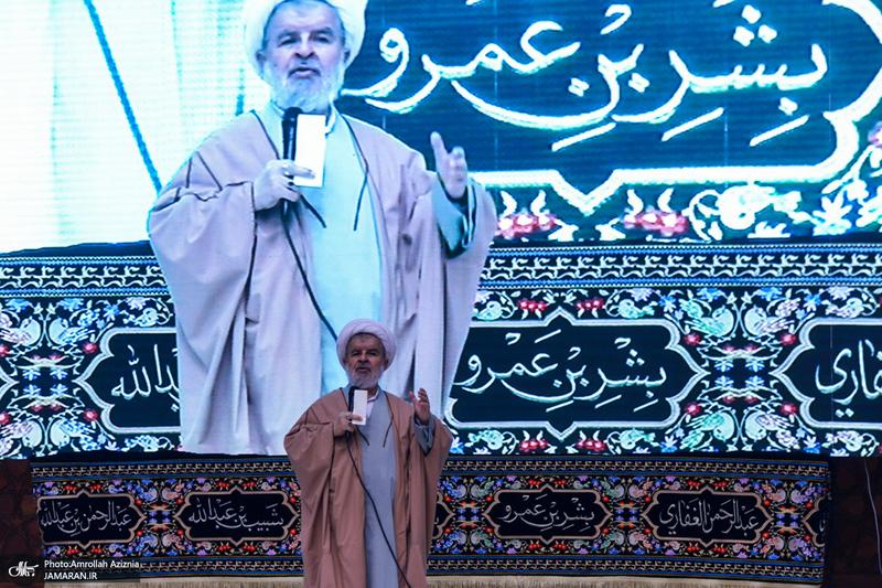 حجت الاسلام و المسلمین راستگو