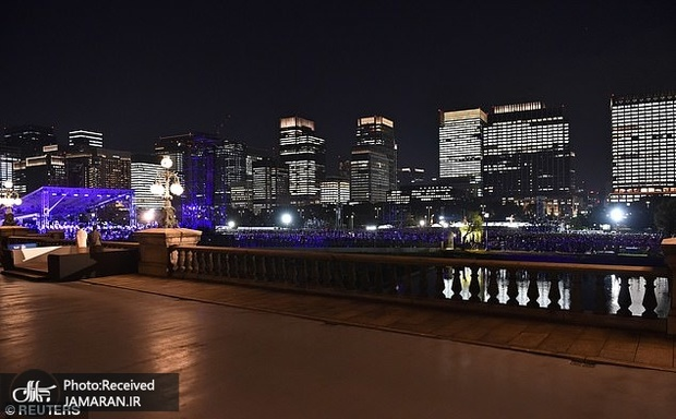 جشن آغاز امپراتوری جدید ژاپن+ تصاویر