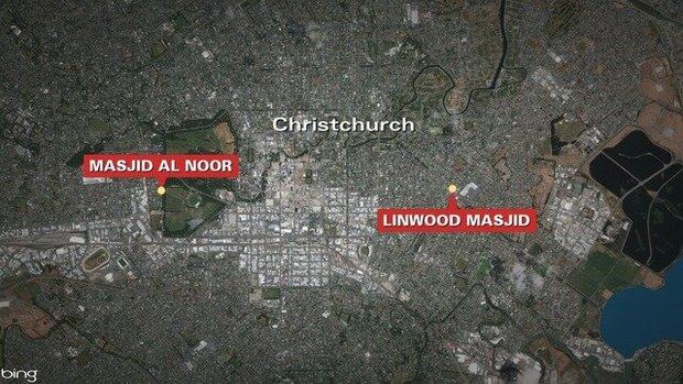 حمله تروریستی به دو مسجد در نیوزیلند/ 49 کشته و ده ها زخمی/ واکنش رهبران سیاسی و مسلمان در سراسر جهان/ ایران حمله به مسلمانان نیوزیلند را محکوم کرد