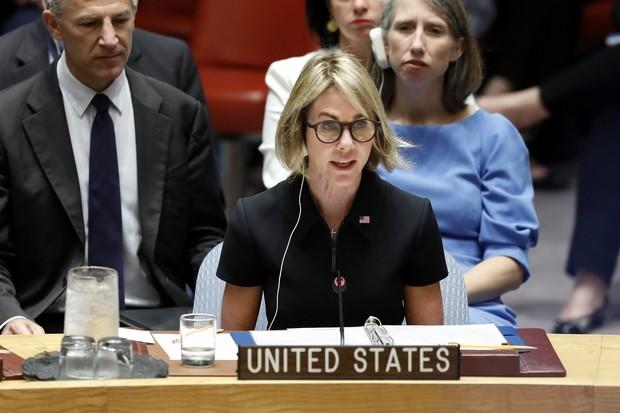 آمریکا کل شورای امنیت را تهدید کرد!