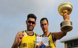 قهرمانی هتل کانیار در تور ملی والیبال ساحلی