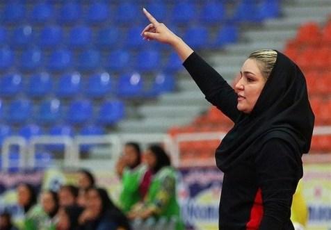 یک ایرانی نامزد برترین مربی فوتسال بانوان جهان شد