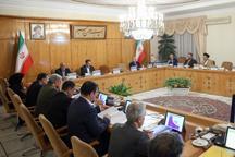 تصویب «لایحه مبارزه با قاچاق انسان»/ موافقت دولت با اصلاحات و تغییرات تقسیماتی در چند استان کشور